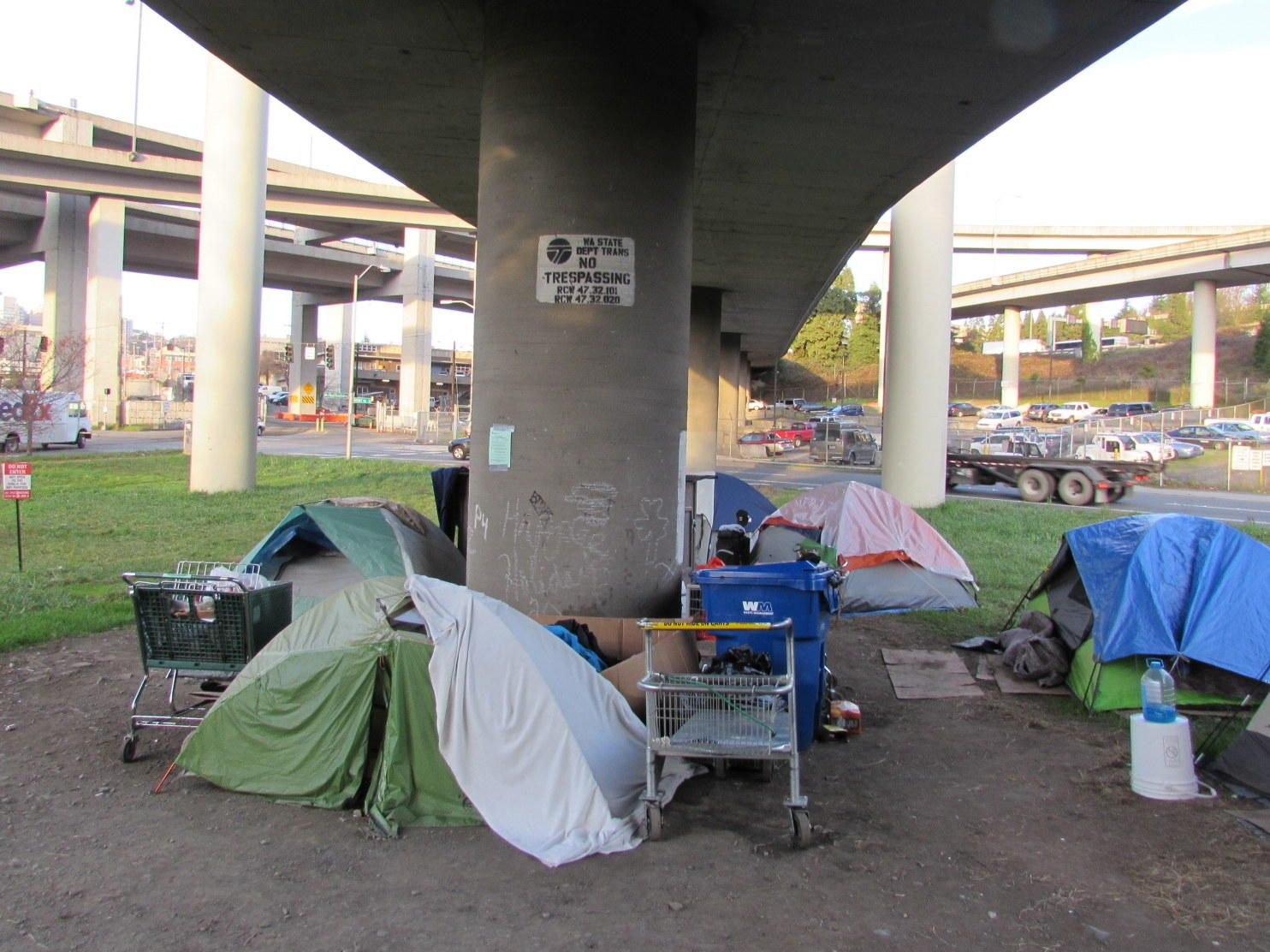 Homeless Evictions Continue; Seattle Mayor Calls For More ...