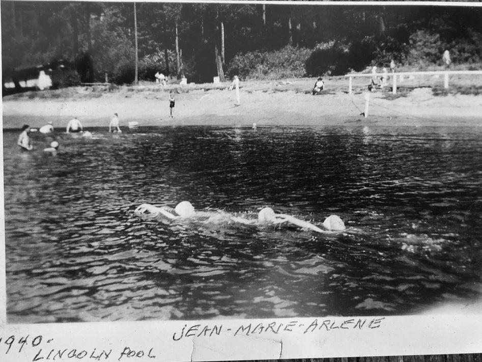 This Woman Was Among The First To Swim In West Seattle 39 S