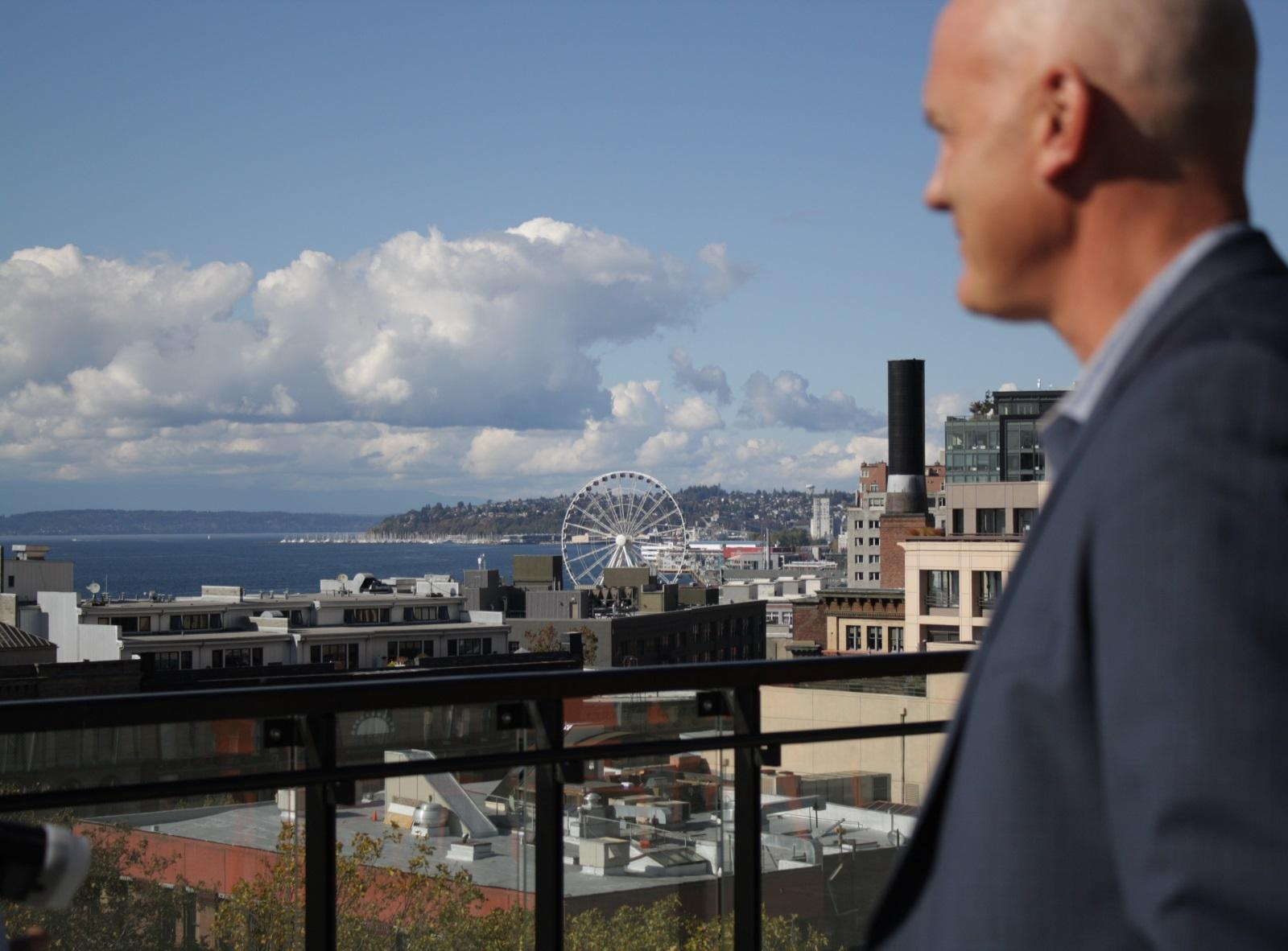 KUOW - Welcome to our funky Seattle neighborhood! Er, we