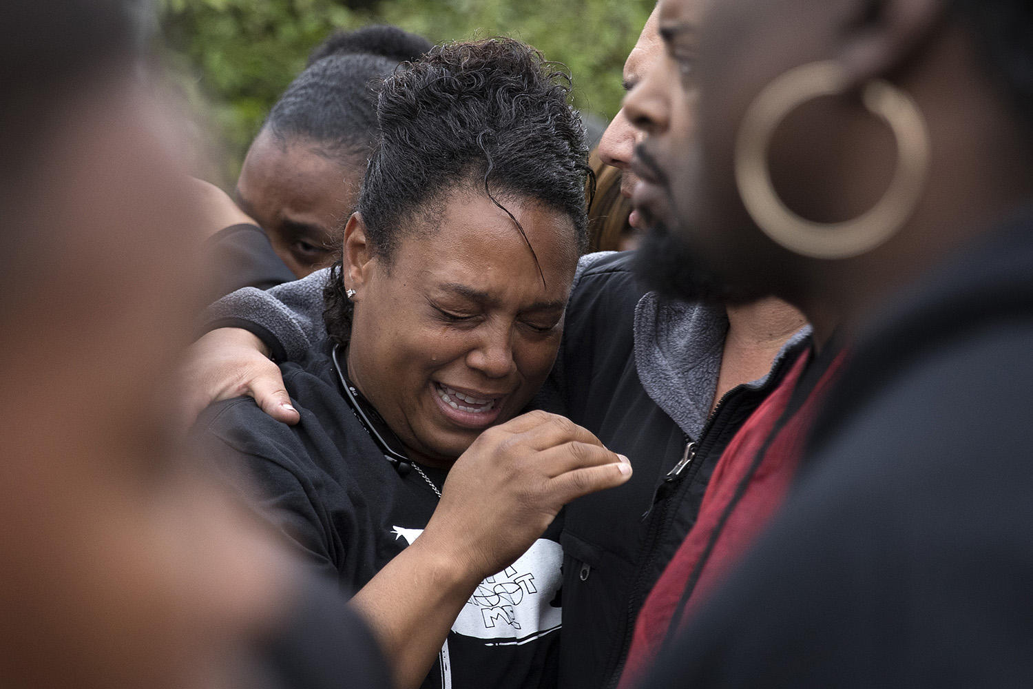 Say her name: hundreds march for Charleena Lyles in ...