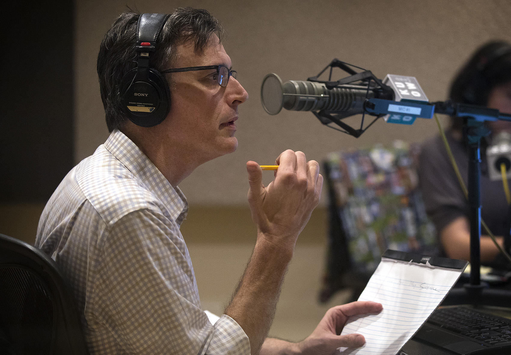 the record kuow news and information