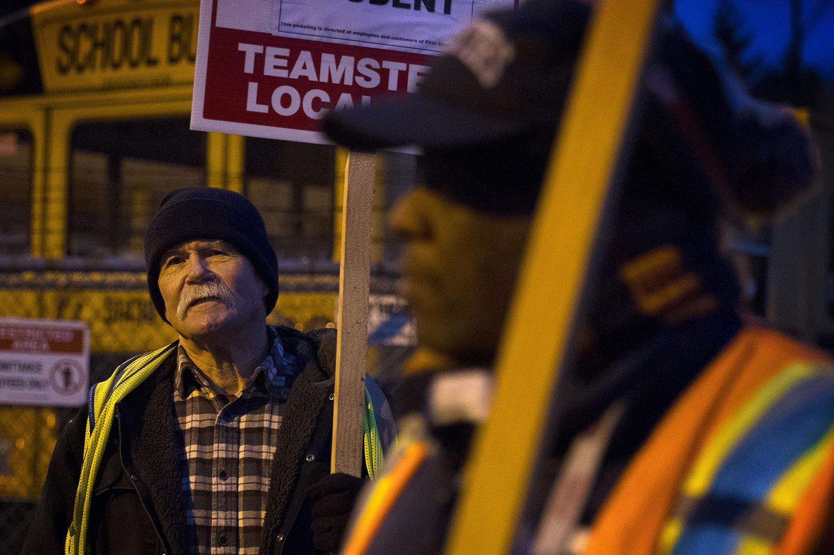 School bus drivers planning to strike tomorrow