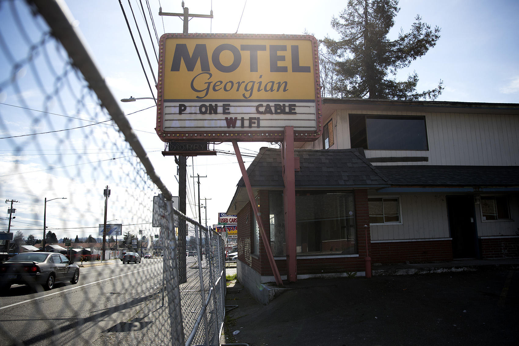 Aurora S Motels Are A Roof Over Seattle S Homeless Crisis