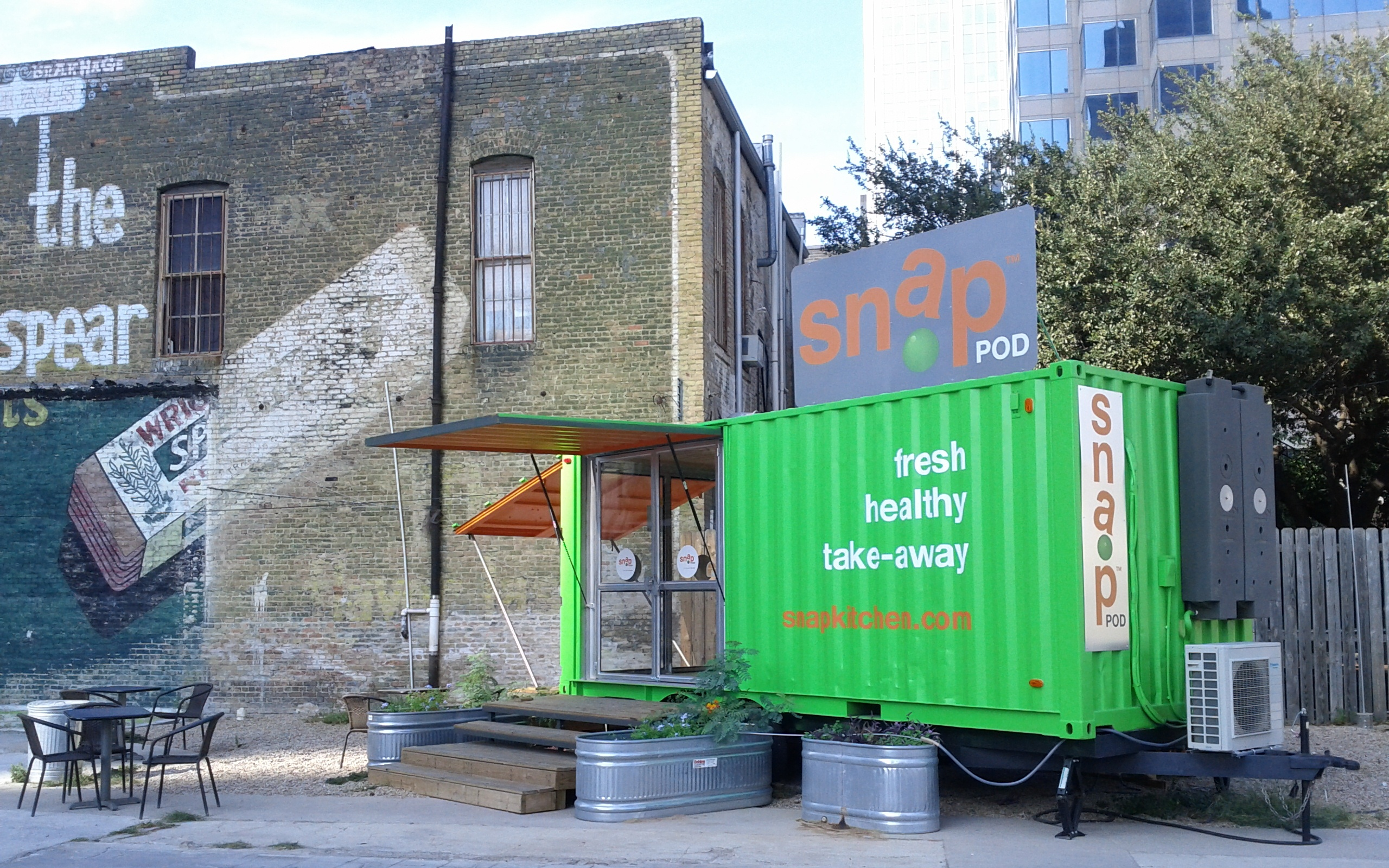 Development Pushes Out Another Food Trailer Court | KUT