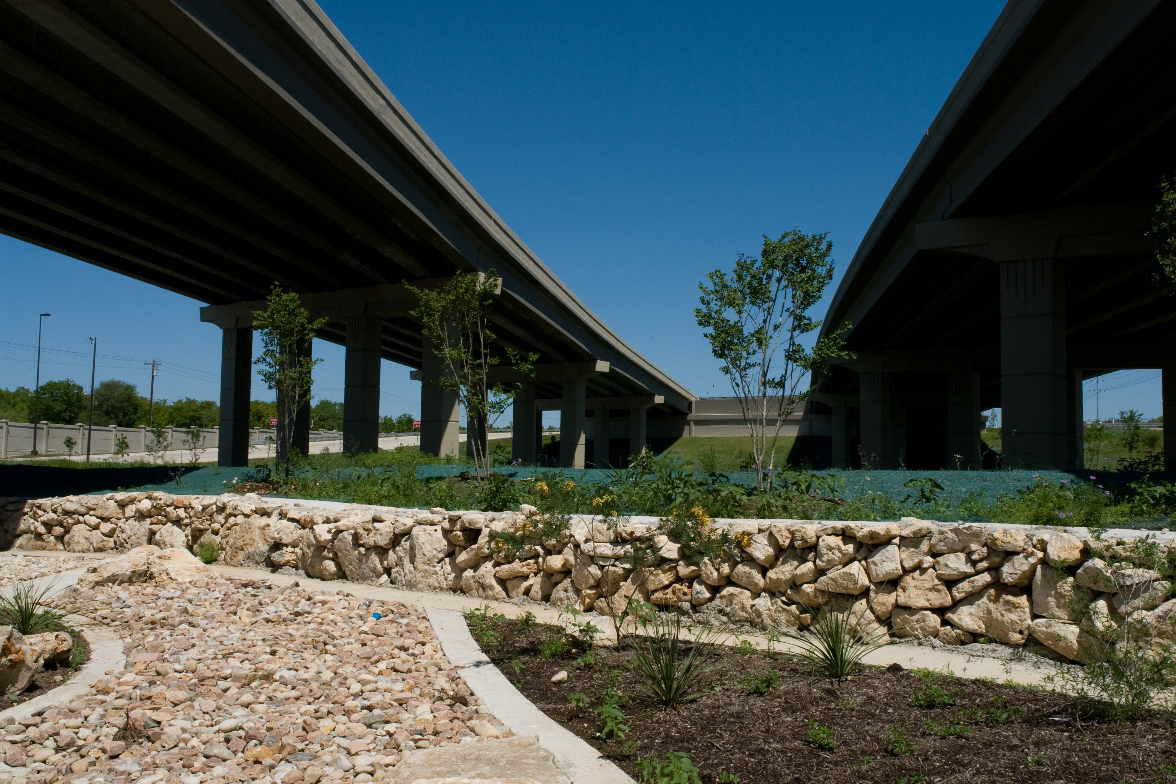 New Pedestrian Path Opens Along Tollroad KUT - 183a toll road map