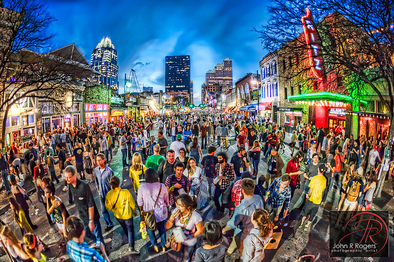 10 Best Us Music Festivals Of 2013 1 South By Southwest Sxsw furthermore 429992505 additionally Austin Texas as well Austin orientation likewise Awesome Austin Scavenger Hunt. on sixth street austin