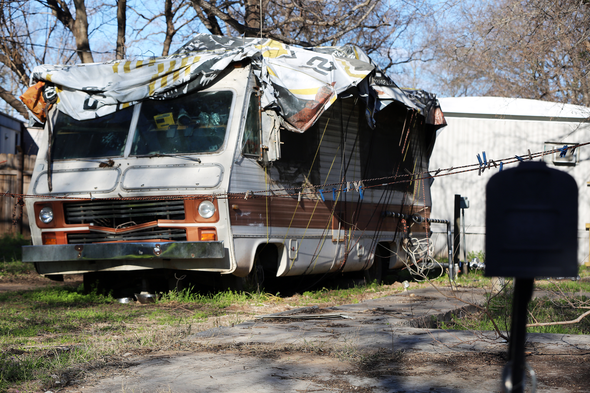 Old model mobile homes