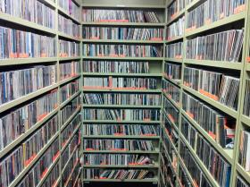 KUT CD Library
