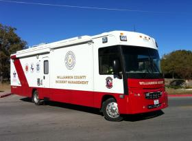 Williamson County Incident Management Vehicle