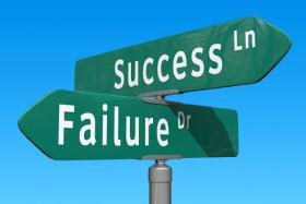 Success and failure: What's the difference? What's the value?