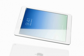 iPad air pledge drive