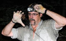 Ron Van Den Bussche is concerned what white-nose syndrome could mean for some bats in Arkansas.