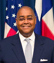 Texas State Senator Rodney Ellis
