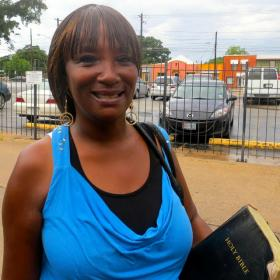 "Debra Cobbs is now clean, employed and she even has health insurance through her job. After the drug market intervention, instead of getting incarcerated, she was embraced by a church called ""Mission Possible Austin."""