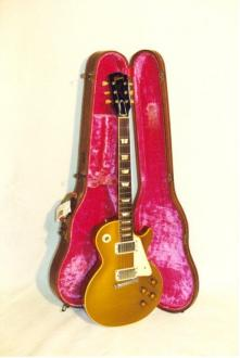 Gibson Les Paul 1955 with Patent Applied For Pickups