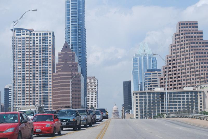 Austin is one of the fastest growing metro areas in the country, says the U.S. Census Bureau.