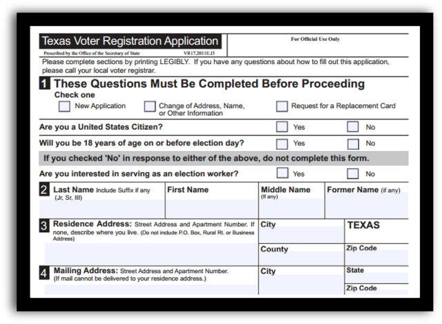 Register This: Local Voter Registration Ends Today | Kut