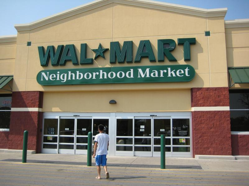 Wal-Mart Neighbohood Market