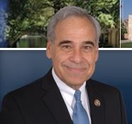 U.S. Rep. Charlie Gonzalez (D-Texas) is chosen to head the Congressional Hispanic Conference