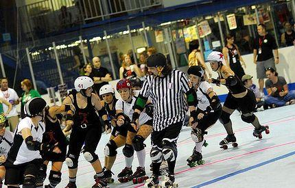 The Texas Rollergirls move to the Austin Convention Center for the 2011 seasons