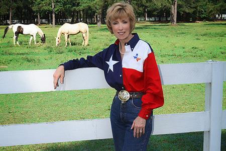State Representative Debbie Riddle