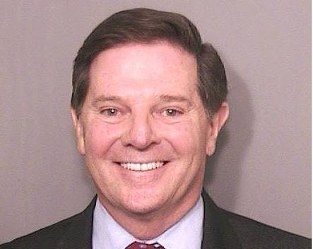 Tom DeLay mug shot