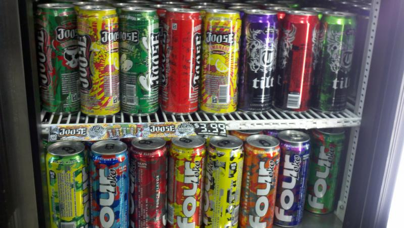 Four Loko and Joose