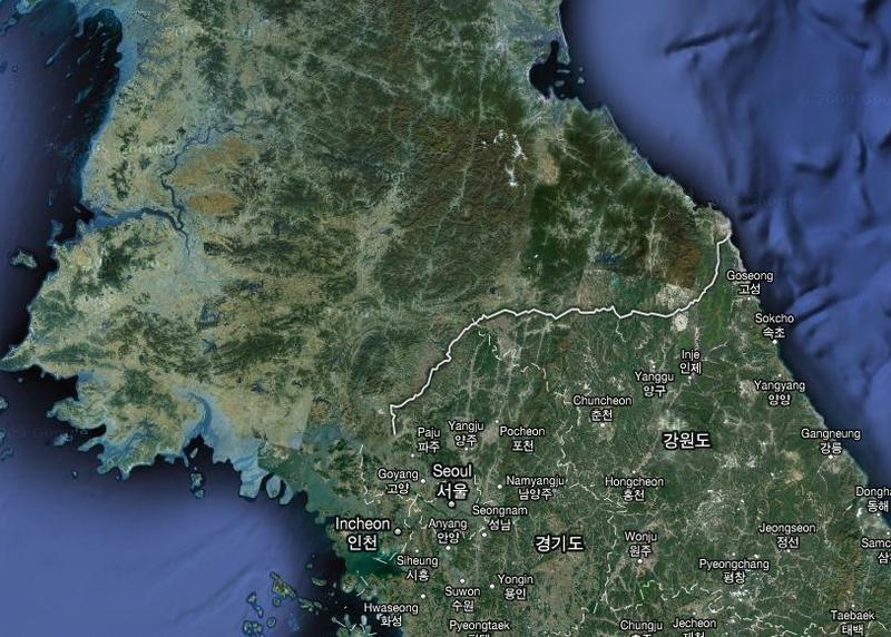 Korean Penninsula