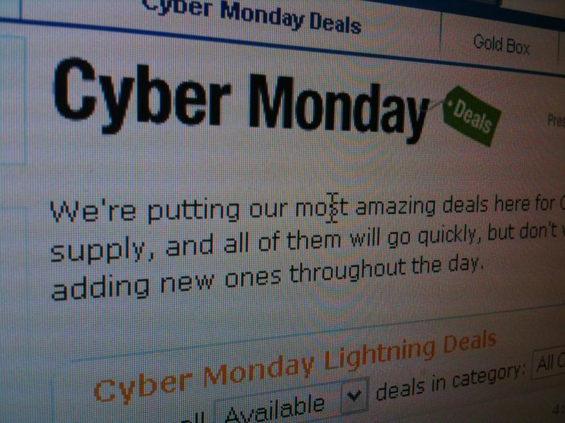 Online retailers are hoping to see sales go through the roof today for the industry created holiday Cyber Monday.