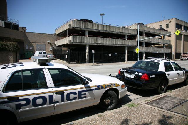 Austin Police say an officer shot and killed a man Thursday night.