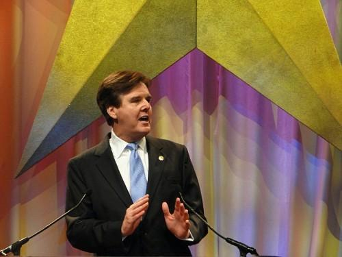 Sen. Patrick (R-Houston) hopes to strengthen Tea Party voice at Texas Capitol