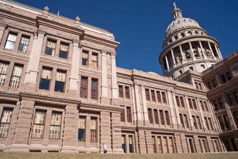 The Texas Senate is scheduled to debate voter ID legislation today.