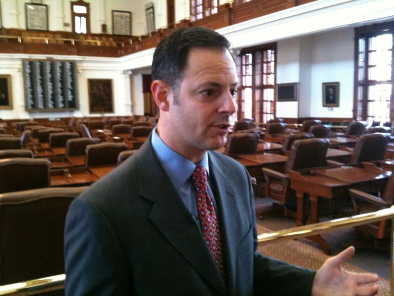 State Representative Rafael Anchía (D-Dallas) will lead the charge against immigration laws in the House.