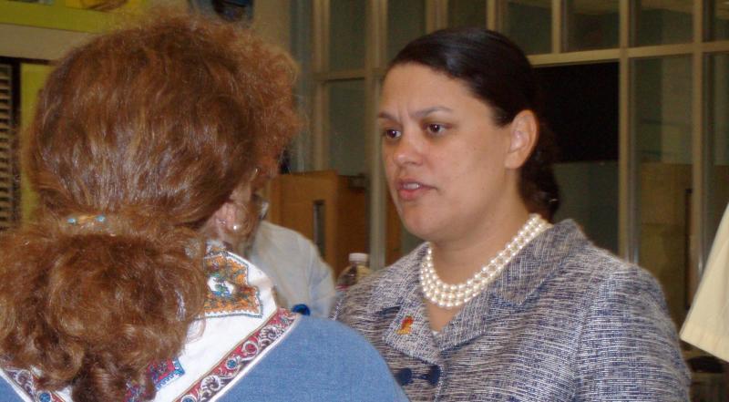 AISD Superintendent Meria Carstarphen