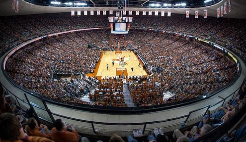 The Frank Erwin Center has hosted UIL basketball championships since 1978.