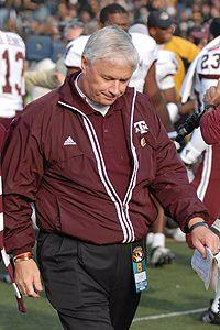 Dennis Franchione Left His Last Coaching Job at Texas A&M in 2007