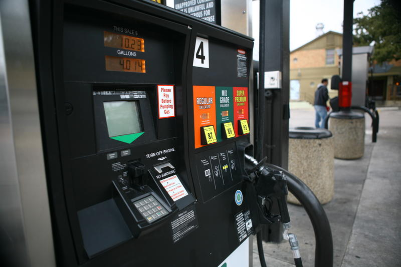 Fuel prices cross the $3 per gallon mark in Central Texas.