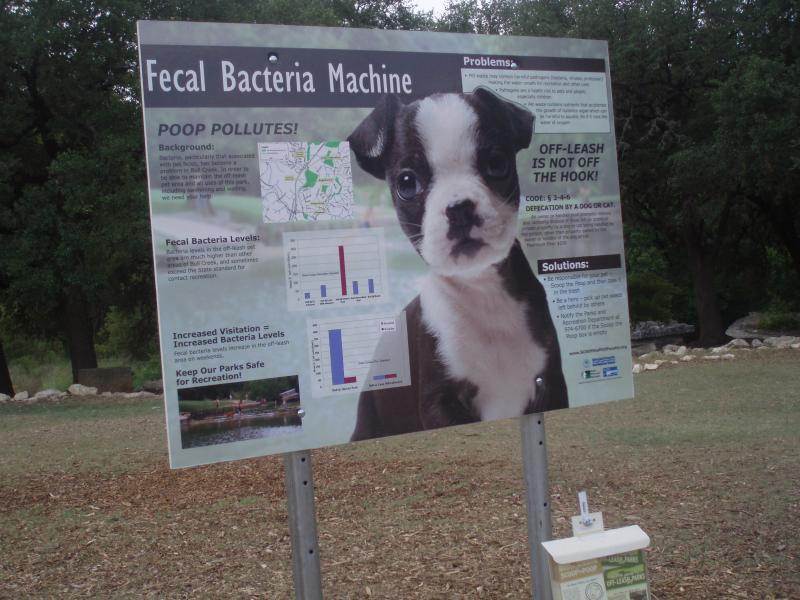 "Austin Parks and Recreation decides to make Bull Creek District Park an ""on-leash"" park"