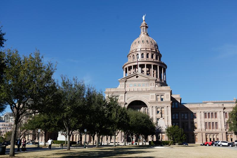 The Texas Senate gives its okay to a new eminent domain protection bill