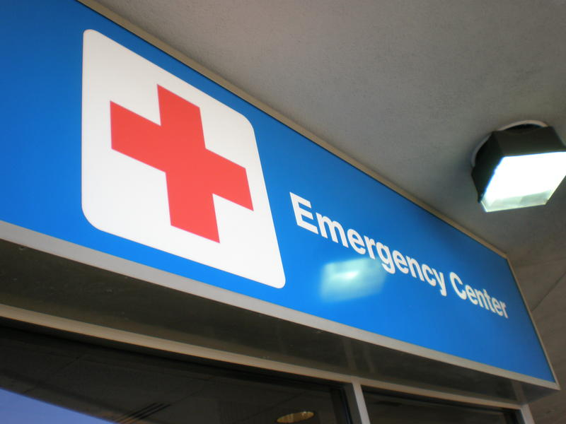The emergency department at Brackenridge Hospital is up and running.