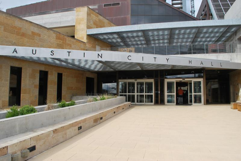 Austin City Council approved by a vote of 6-1 paid parking downtown on evenings and weekends starting August 2011.
