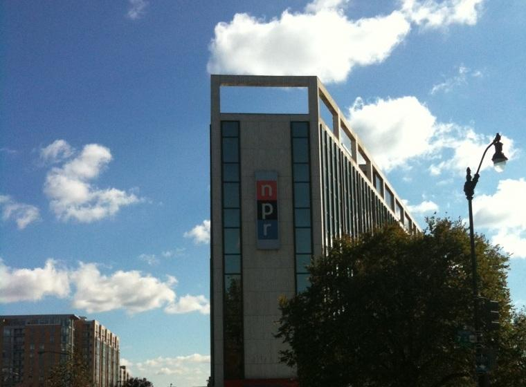 NPR's Headquarters Building in Washington