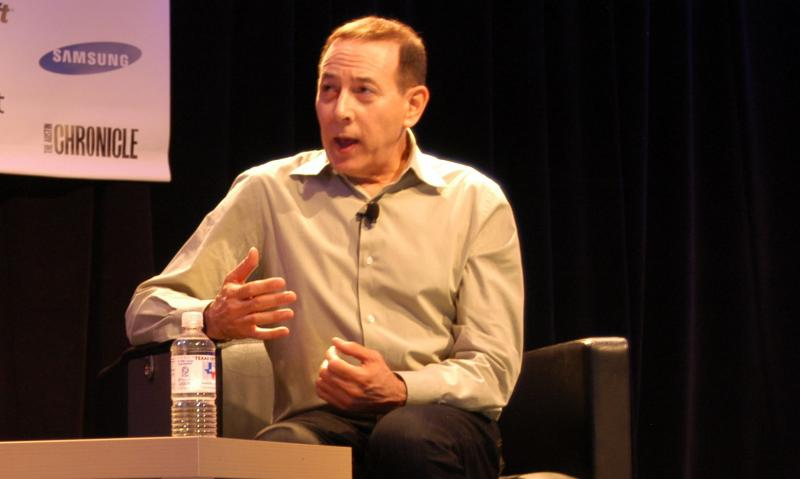 Paul Reubens says the creative use of social media helped promote his Pee Wee character and connect with longtime fans.