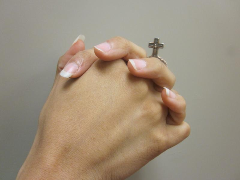 National Day of Prayer is the first Thursday in May