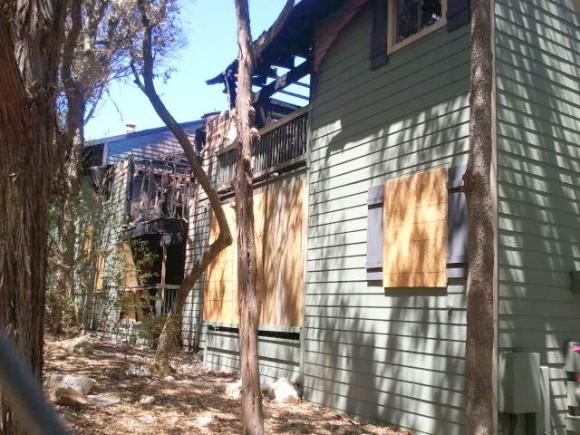Austin fire investigators say a cigarette is to blame for the apartment fire at the The Woods located just across the street from the eastern portion of the Barton Creek Greenbelt.