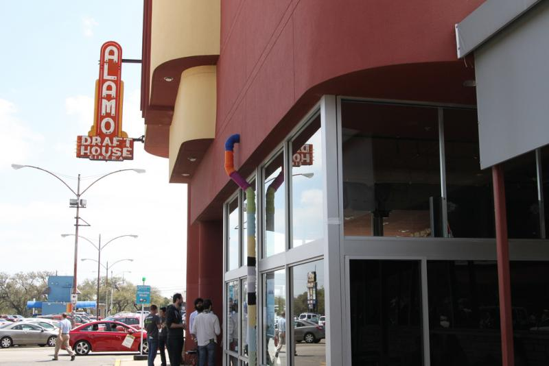 After recent complaints, the Alamo Drafthouse says it is revising its no-talking policy.