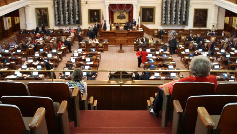 Texas House takes up the budget Thursday.