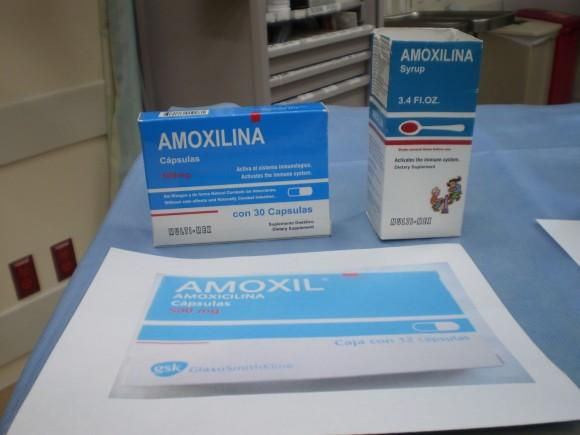 The FDA has ordered dietary supplement Amoxilina off the shelves.