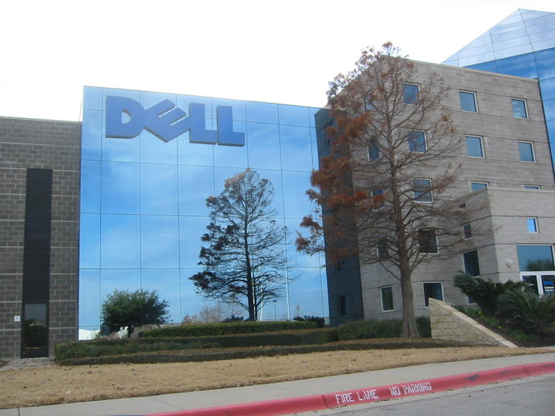 Dell employs about 14,000 people in Central Texas.