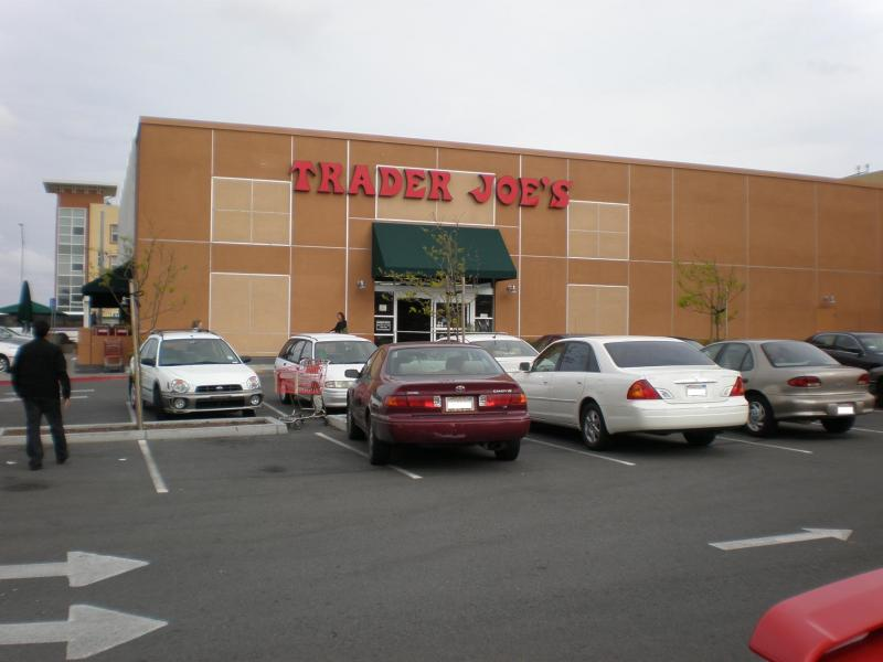 A Trader Joe's in South San Francisco, Calfiornia